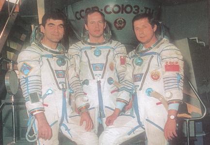 Космонавт Виктор Савиных не раз ходил по кунгурской земле