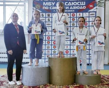 Кунгурские спортсмены вернулись с победами