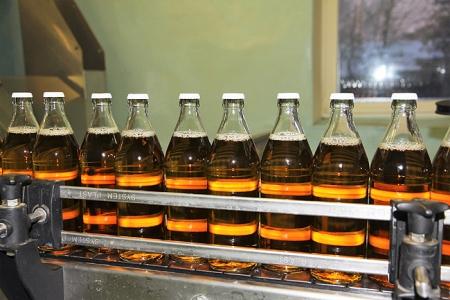 Линия розлива питьевой воды в бутыли 19л на базе