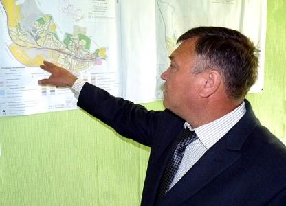 Фотография к материалу: Главой Ергачинского поселения Кунгурского района вновь стал Айрат Манапов