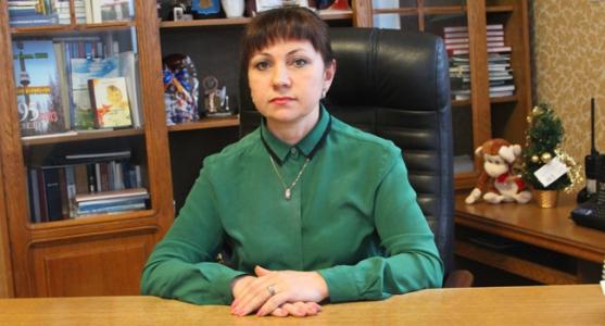 Фотография к материалу: Первая в истории Кунгура женщина - глава города Лариса Елтышева: «Кунгурякам нужно быть дружнее»