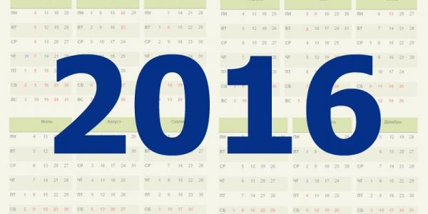 Дни профессиональных праздников в россии 2016