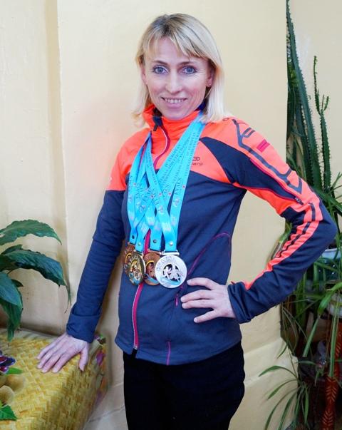 НОВОСТИ - Профессионал: Марина Патласова, кунгурская спортсменка и ...