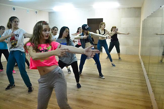 день танца и энергии