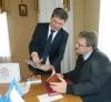В Кунгур прибыл посол Дании Томас Винклер