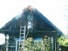 Подробности пожара на Иренской набережной