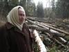 Черные лесорубы в Кунгурском районе