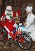 Дед Мороз исполнил желания кунгурских сирот