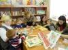 В кунгурской библиотеке детишки играют в книжного доктора