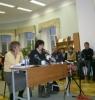 Татьяна Толстая рассказала библиотекарям Кунгура о творчестве и о себе