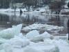 После аномально морозной зимы в Кунгурском районе опасаются паводка