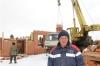 В селе Бажуки Кунгурского района строят школу-сад