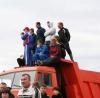 Кунгурский ухаб преодолел 21 экипаж