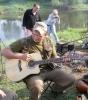Барды снова поют на поляне возле села Жилино Кунгурского района. Фоторепортаж