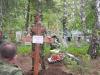 В Кунгуре приводят в порядок братское захоронение ленинградцев-блокадников