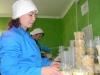 В поселке Ергач Кунгурского района квасят капусту для всего Пермского края