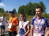 Чемпионат Пермского края по велоспорту в Кунгурском районе