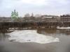В Кунгуре резко поднялась вода в реках. Графики паводка на Сылве и Ирени