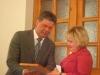 Глава Кунгура оценил учителей и детей, которые достойно представили город в Перми и Москве